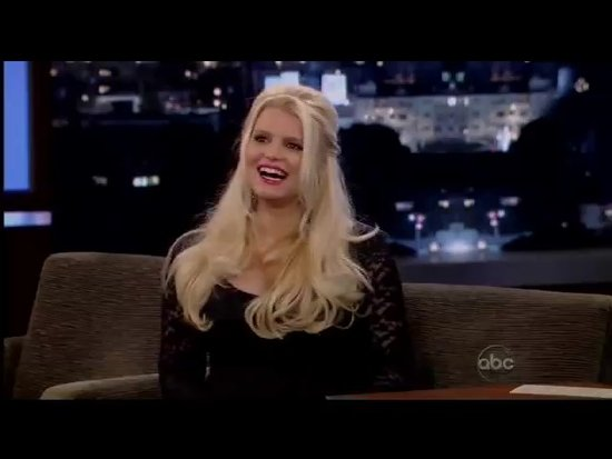 Jessica Simpson Talks Future Pregnancies and Marriage With Jimmy Kimmel
