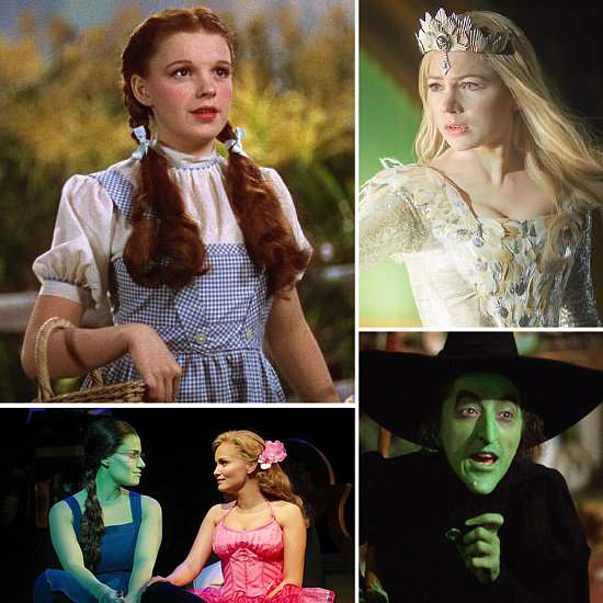 The Iconic Hair and Makeup That Created the Women of Oz