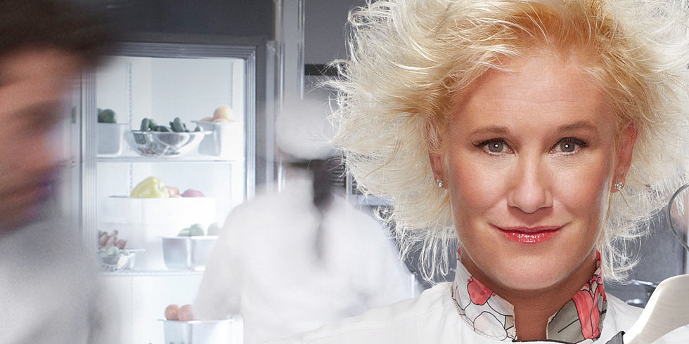 Dig Deep Into the World of Chef Anne Burrell
