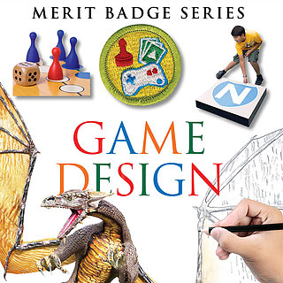 Boy Scouts Game Design Badge