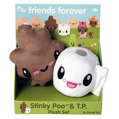 Poop Plush Toy