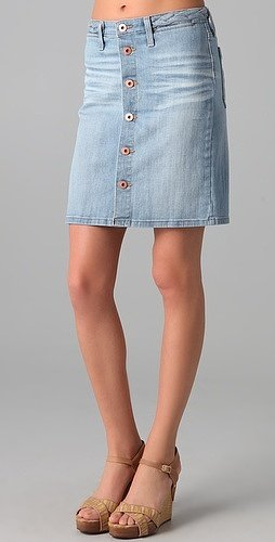 Julie denim skirts