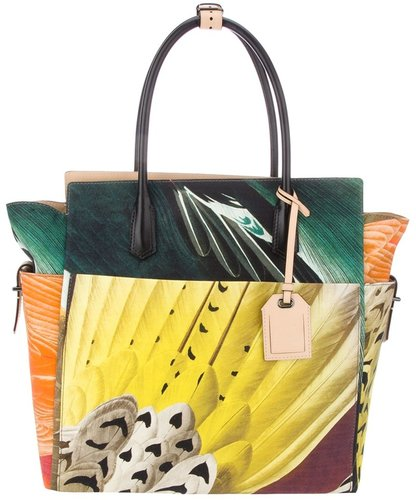 Reed Krakoff Printed tote