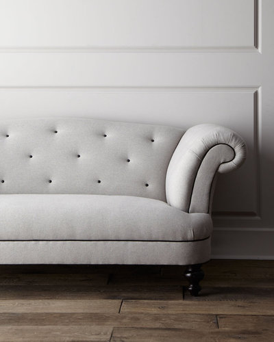 "Old Hickory Tannery ""Heather"" Sofa"