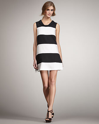 Rachel Zoe Madison Colorblock Shift Dress