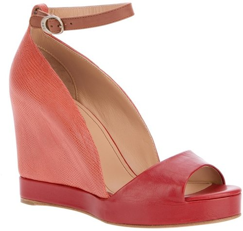 See By Chloé wedge sandal