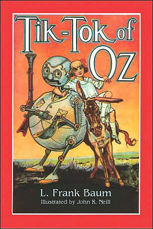 Tik-Tok of Oz, Book 8