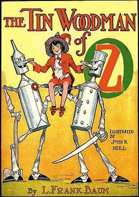 The Tin Woodman of Oz, Book 12