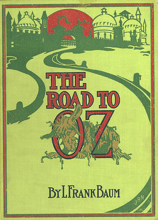 The Road to Oz, Book 5