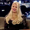 Jessica Simpson Visits Jimmy Kimmel Live to Talk Pregnancy