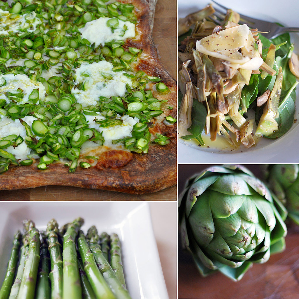 5 Essential Spring Vegetables and What to Cook With Them