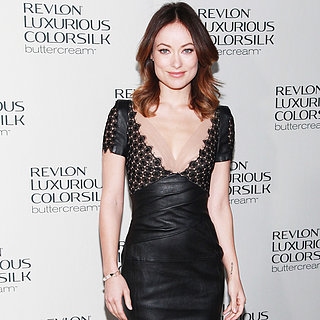 Olivia Wilde in Little Black Dress Pictures