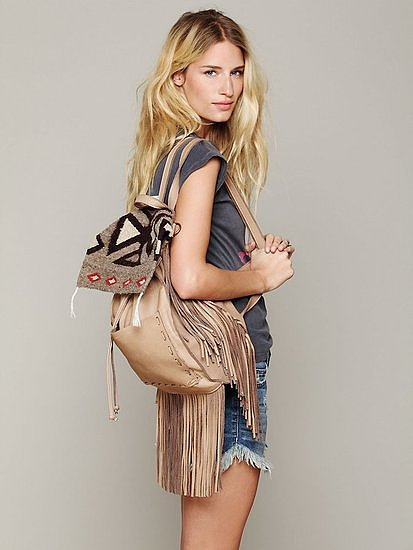 Heading to Coachella? Snap up Free People's Kingdom Backpack ($498) to ensure you look your bohemian best while toting your warm-weather essentials.