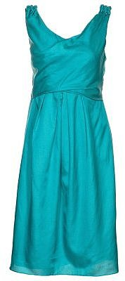 René Lezard Cocktail dress / Party dress turquoise