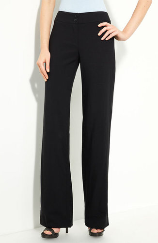 Armani Collezioni Featherweight Wool Pants