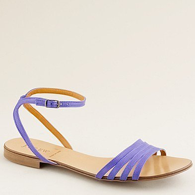 Lilibeth leather sandals