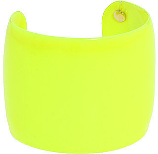 CC SKYE Day Glo Neon Cuffs