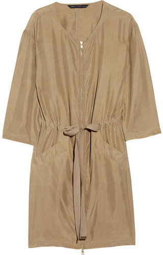 Marc by Marc Jacobs Sandy washed-silk dress