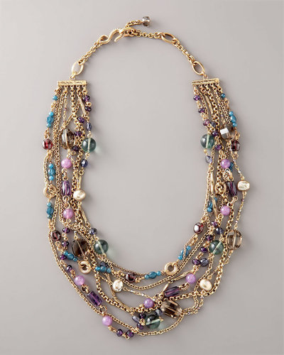 Stephen Dweck Multi-Bead Necklace