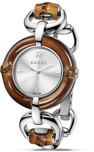 Gucci Bamboo Collection Watch, 35mm