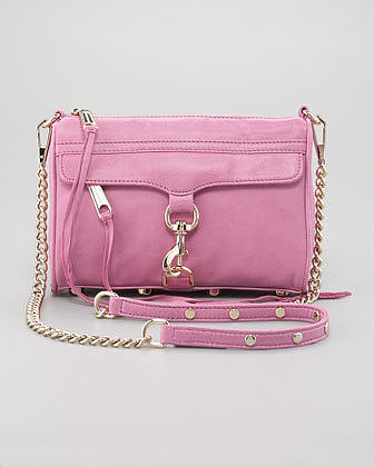 Rebecca Minkoff Iris Mini M.A.C. Crossbody (CUSP Most Loved!)