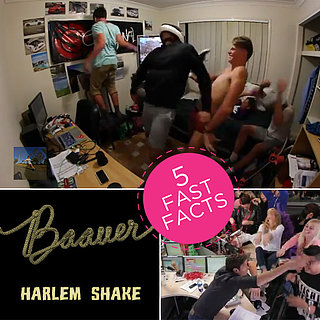 Harlem Shake Videos and Celebrities