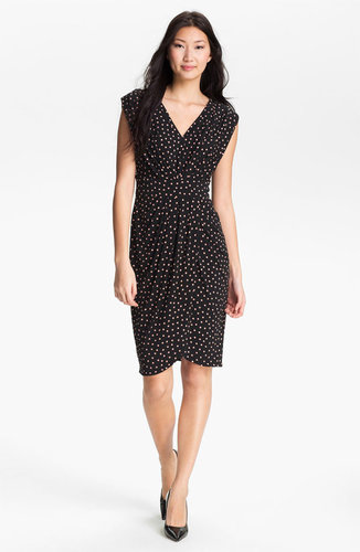 Suzi Chin for Maggy Boutique Polka Dot Tulip Dress