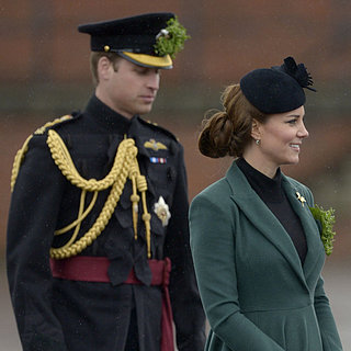 Kate Middleton on St. Patrick's Day 2013 | Pictures