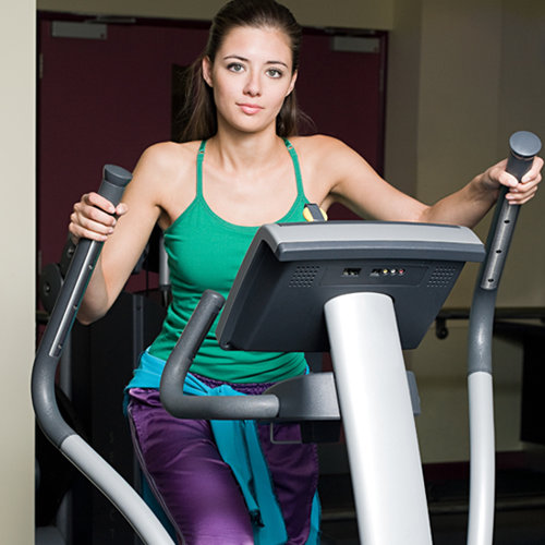 30-Minute Elliptical Workout