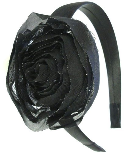 Riviera Large Chiffon Flower Headband