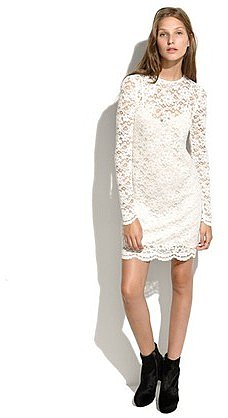 Alexa chung for madewell alice lace dress
