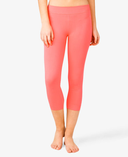 FOREVER 21 Perforated Capris