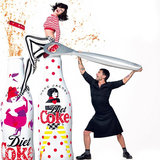 Marc Jacobs Stars in Second Round of Not-So-Shirtless Diet Coke Ads