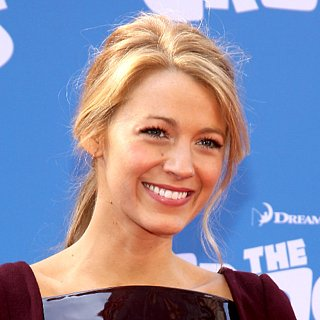 Blake Lively Ponytail How-To