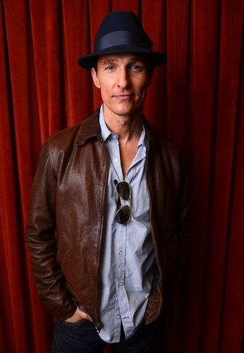 Matthew McConaughey was on hand for the screening of Mud at SXSW.