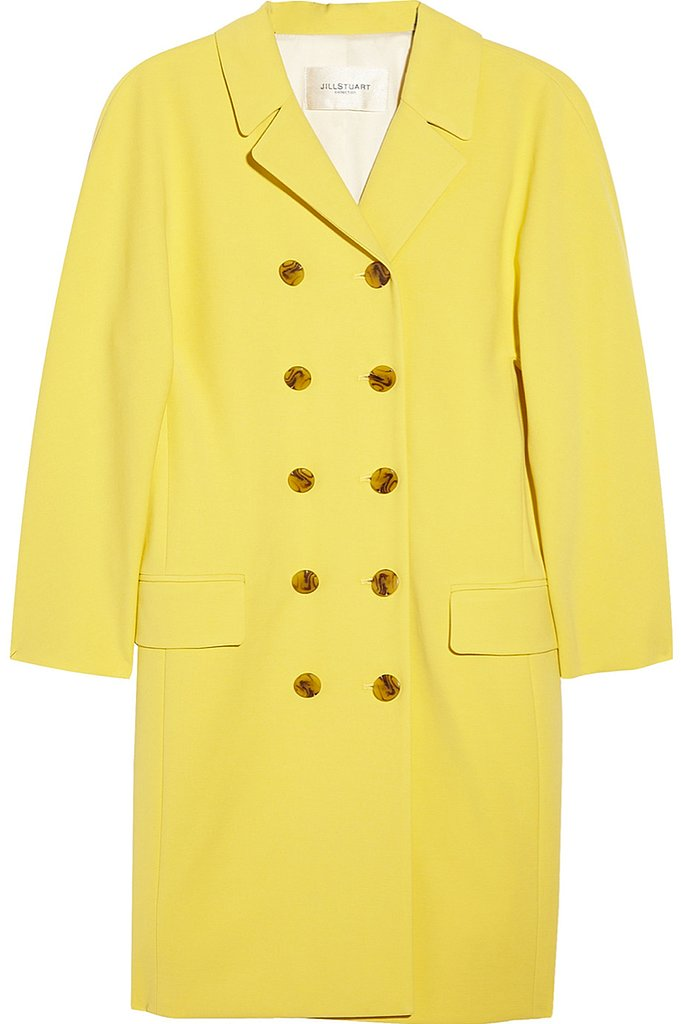 Jil Stuart Malin double-breasted coat ($144, originally $960)