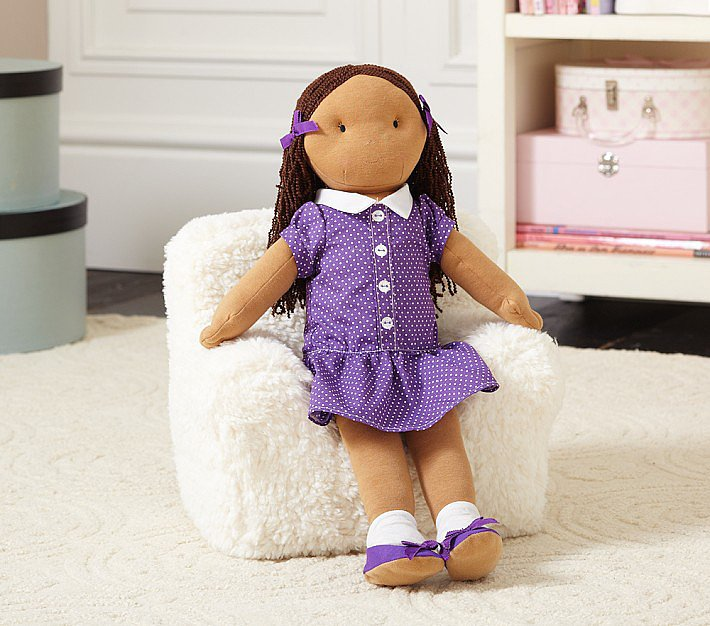 Pottery Barn Kids PBK Dolls