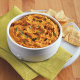 Easy Garbanzo Dip With Sun-Dried Tomatoes