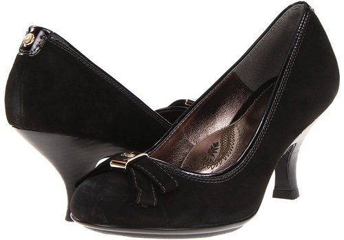 Sofft - Vivian (Black/White Houndstooth) - Footwear