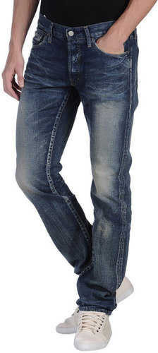 TAILORED LAUNDRIES Denim trousers