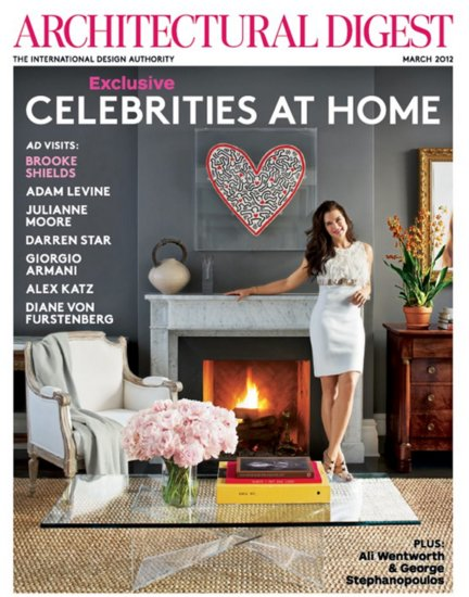 The Best: Architectural Digest March 2012