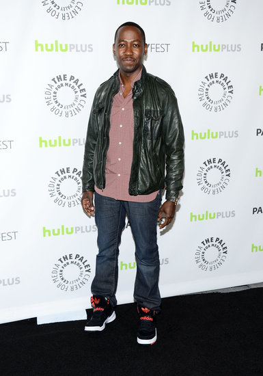 Lamorne Morris wore a leather jacket to PaleyFest.