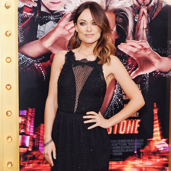 Olivia Wilde Kicks Off Her Movie Promo Tour in Gorgeous Gucci