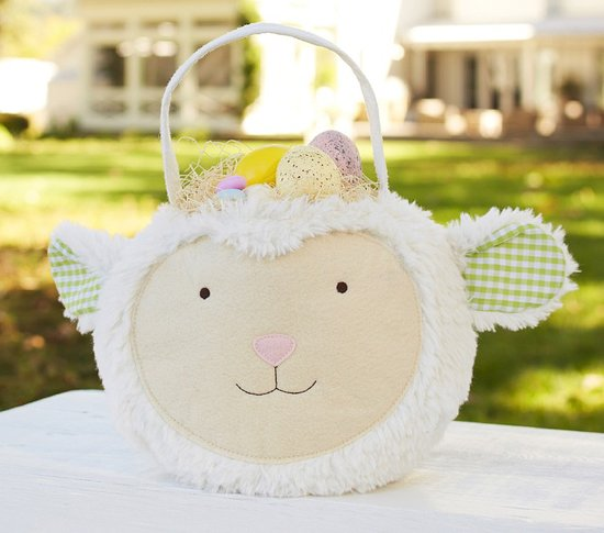 Sherpa Lamb Treat Bag