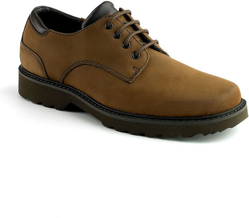 Rockport Shoes, Waterproof Nubuck Northfield Oxford Shoes