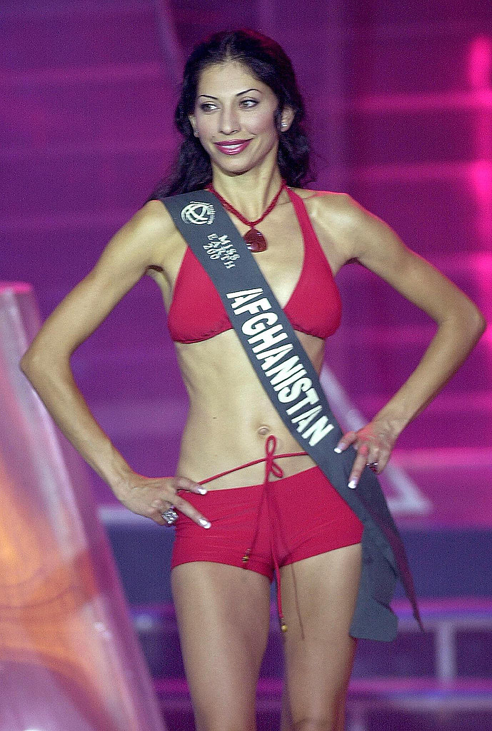 Beauty Queen Scandal, 2003