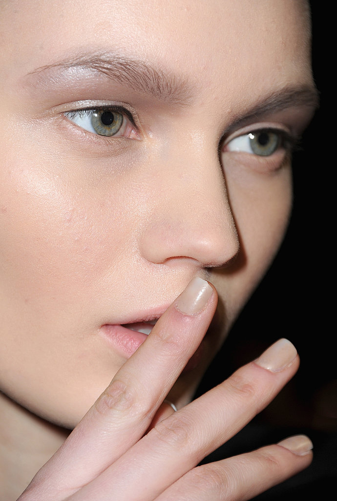 Thin Black Eyeliner: Alexander Wang