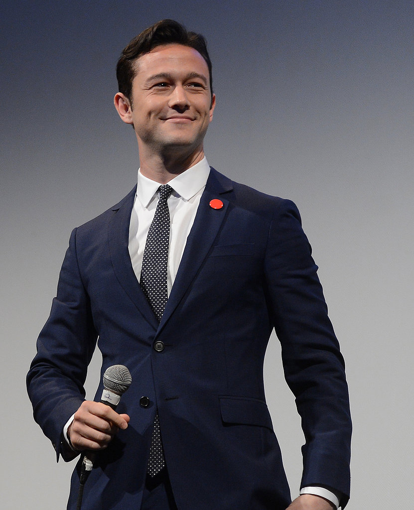 Joseph Gordon-Levitt attended a Q&A for Don Jon at SXSW.