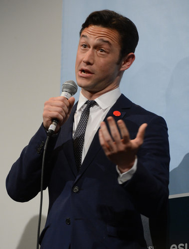 Joseph Gordon-Levitt spoke at the Don Jon Q&A session at SXSW.