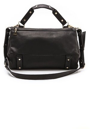 Golden lane Medium Duo Satchel